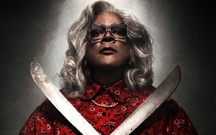 Download wallpapers Boo 2 A Madea Halloween, 2017 movie