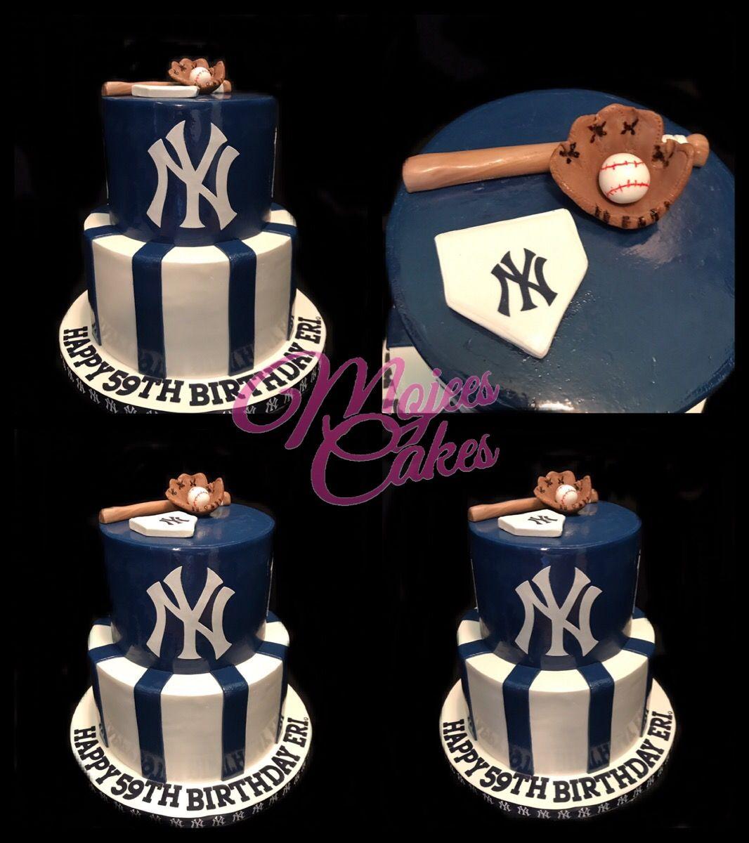 New York Yankee Cake