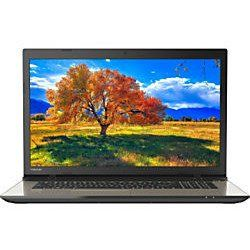 Toshiba Satellite (R) Laptop Computer With 17.3in. Screen Intel (R) Core (TM) i5-5200U Processor, L75-C7234