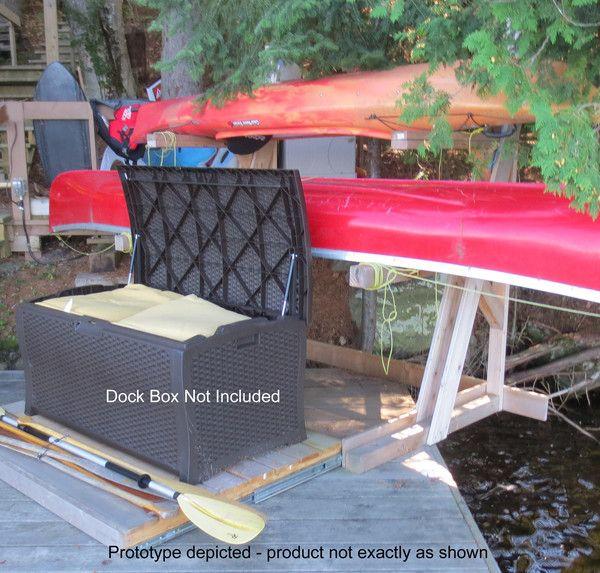 Canoe Storage, Kayak Storage