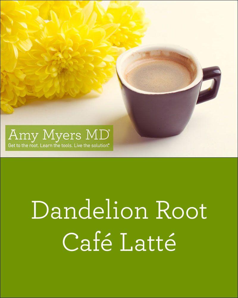 Dandelion Root Café Latté
