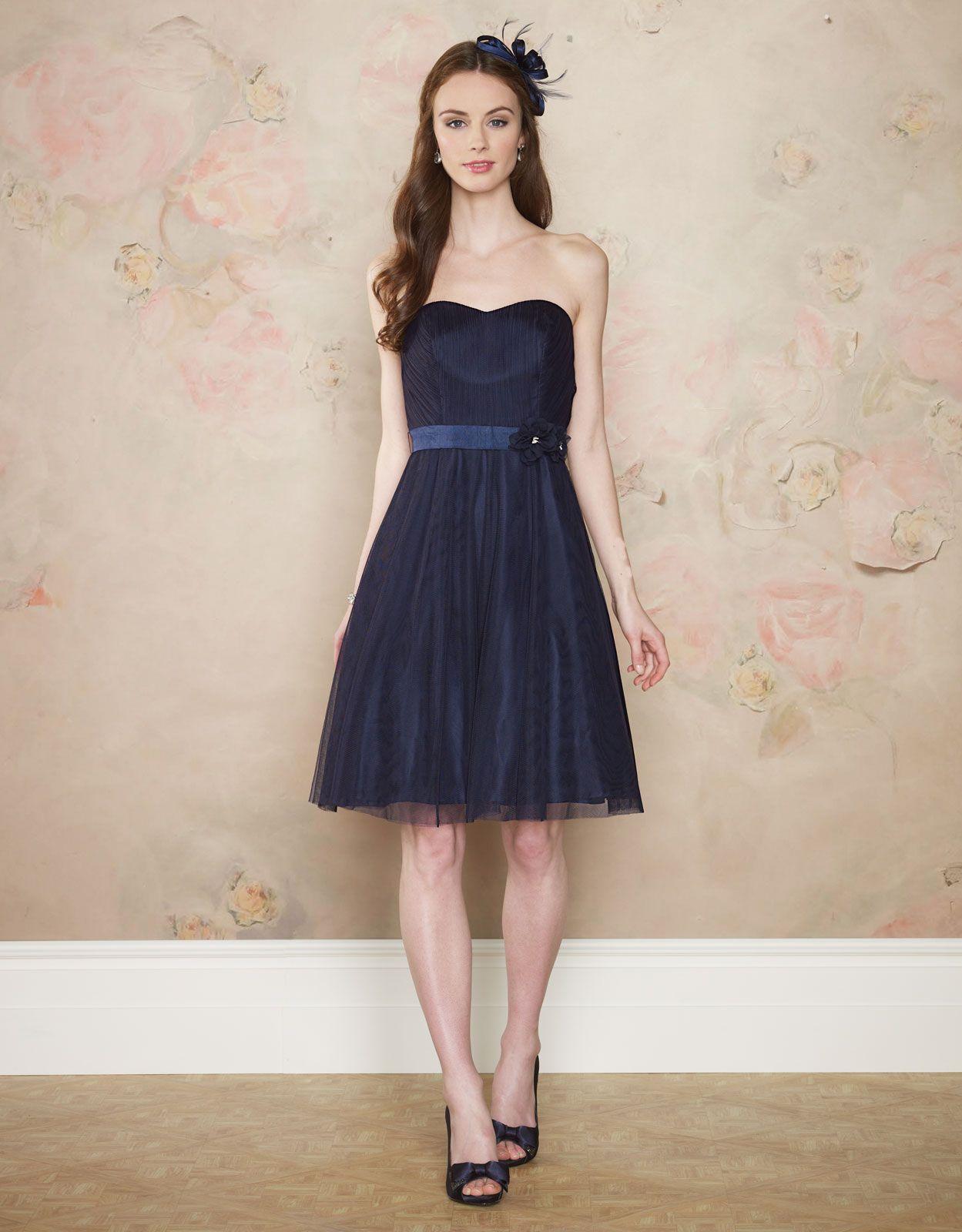 Jessica dress navy monsoon whitney and kanes wedding jessica dress navy monsoon ombrellifo Choice Image