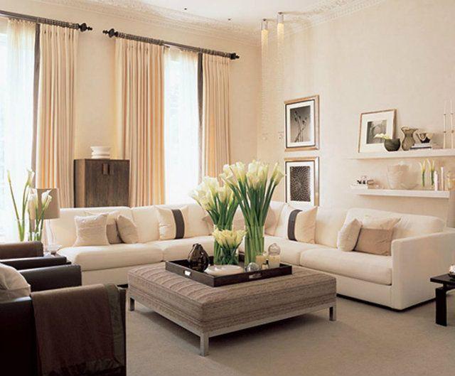 BONNIE: Kelly hoppen living room ideas