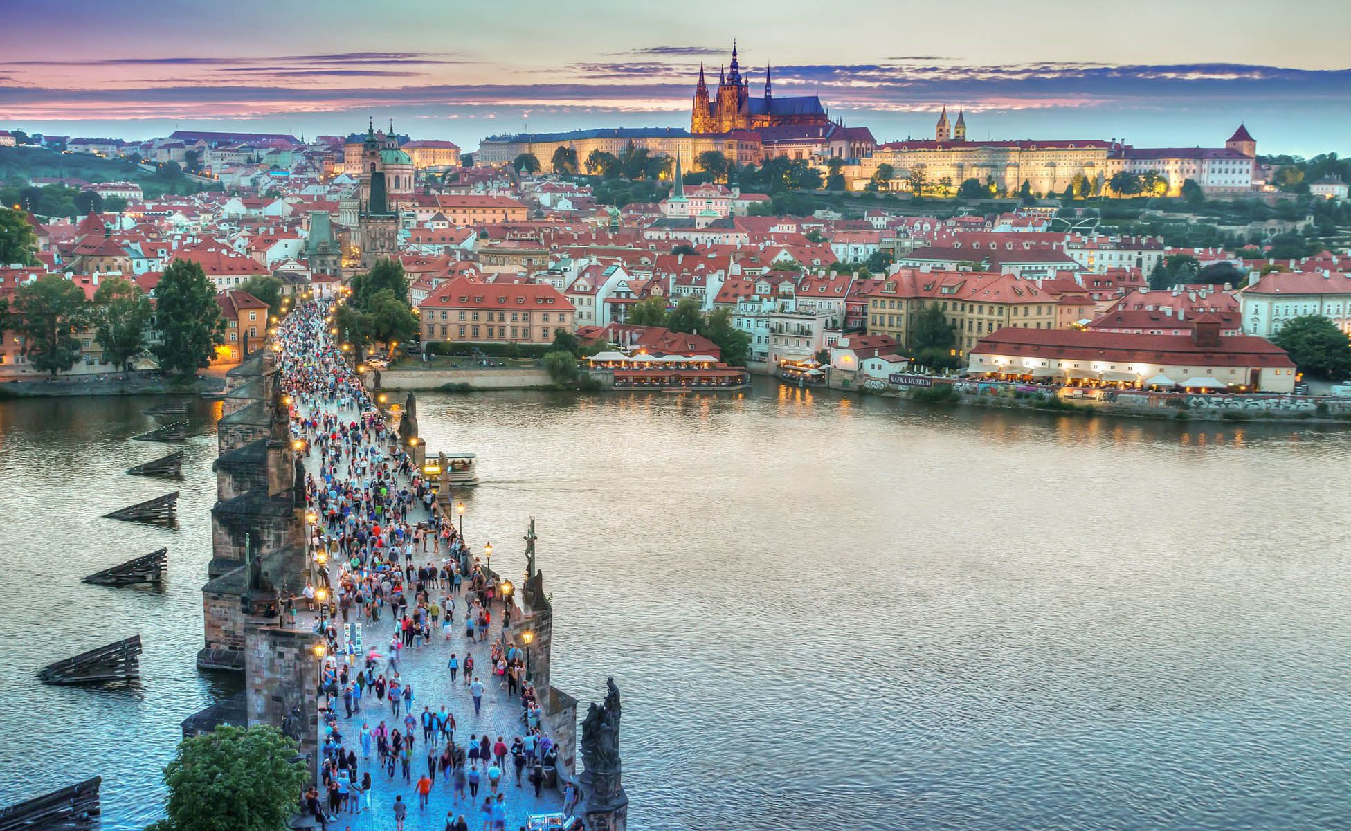Qué Ver En Praga En 3 Días Itinerario Por Día Dónde Hospedarte Y Más Que Ver En Praga Praga Viajes A Praga