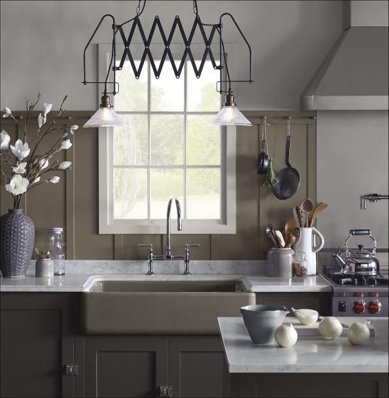 Kohler K 6489 | Kitchen sink lighting