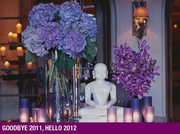 Colin Cowie's Wedding Notes: Goodbye 2011, Hello 2012