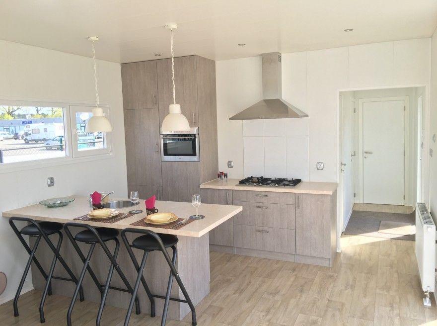 Moderne chalet met luxe keuken chalets interieur
