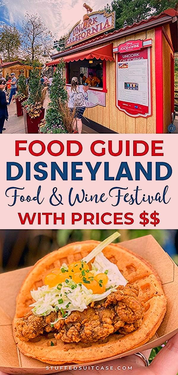 Photo of 10 Best Things to Eat at Disney California Food and Wine Festival & What to Skip