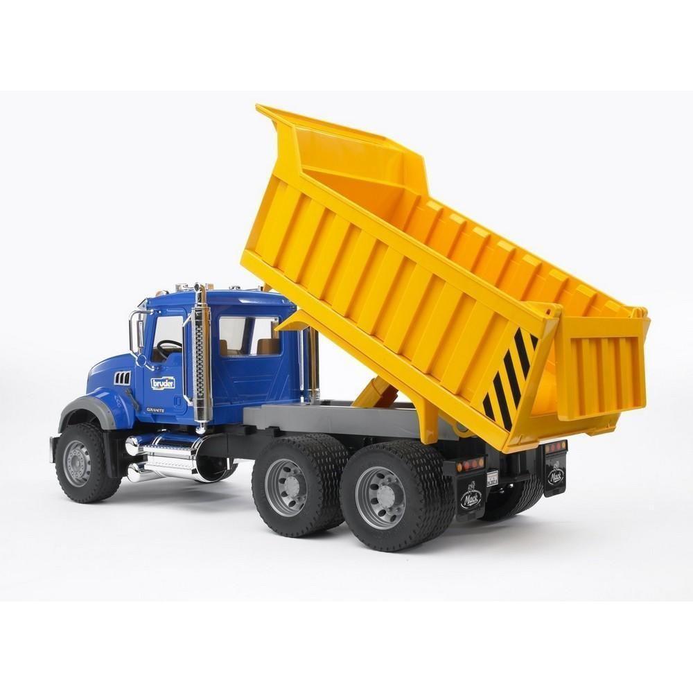 Bruder Mack Granite Dump Truck Trucks Dump Truck Mack Dump Truck