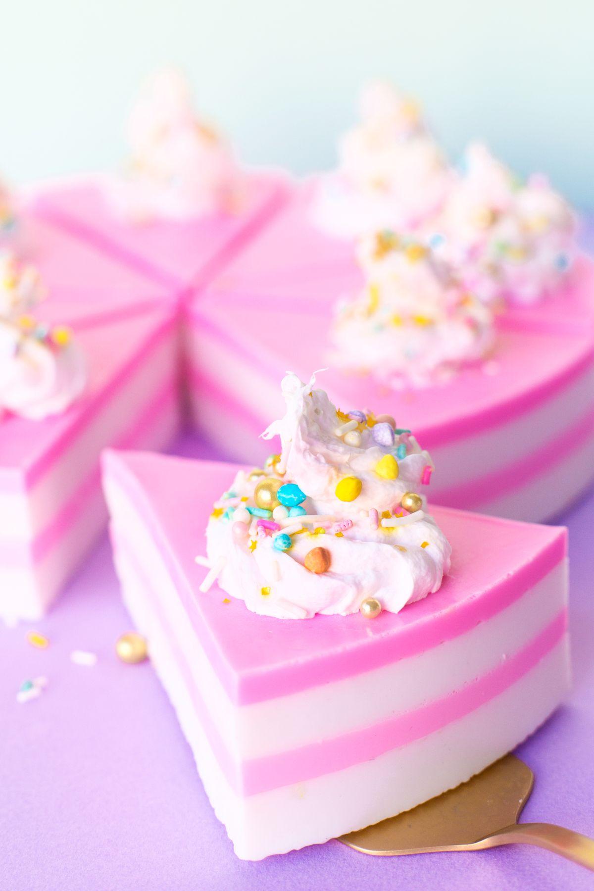 Amazing Diy Birthday Cake Soap With Images Diy Birthday Cake Diy Cake Personalised Birthday Cards Sponlily Jamesorg