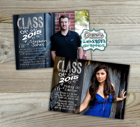 Graduation announcement class of 2015 class of 2015 graduation is graduation announcement class of 2015 class of 2015 graduation is right around the corner announce your graduate in style showcasing your grads photo filmwisefo