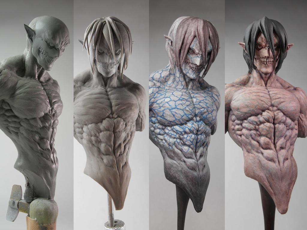 大山竜 on twitter anatomy art character art anatomy sculpture