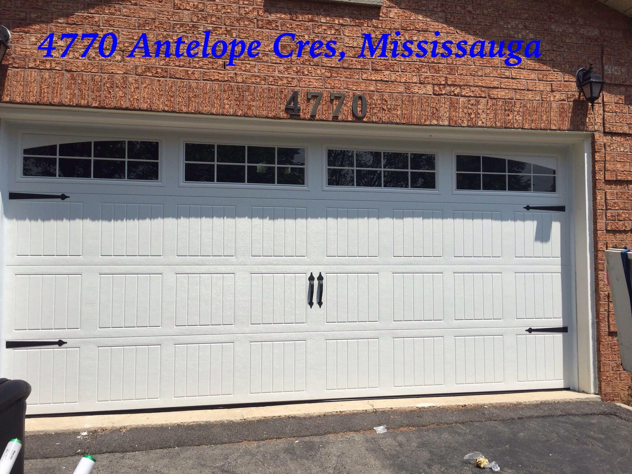 Gta Overhead Doors Amp Short Panel Garage Door