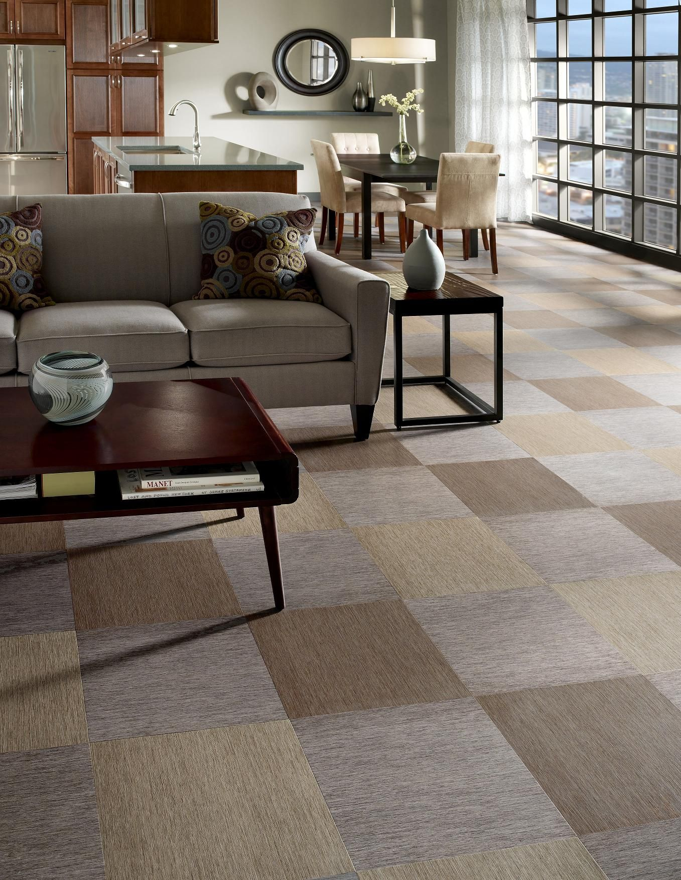 Mannington Adura Luxury Vinyl Tile Vibe Luxury vinyl