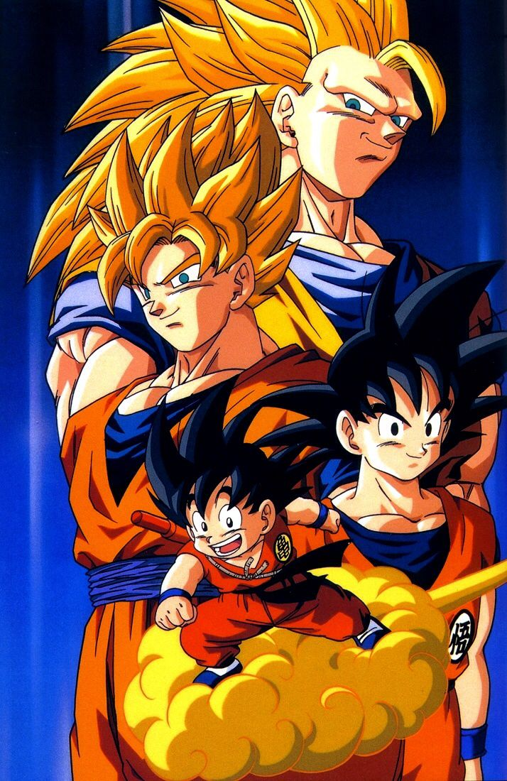 Goku Mond T-Shirt Kinder songoku dragon z super saiyan ball vegeta anime japan