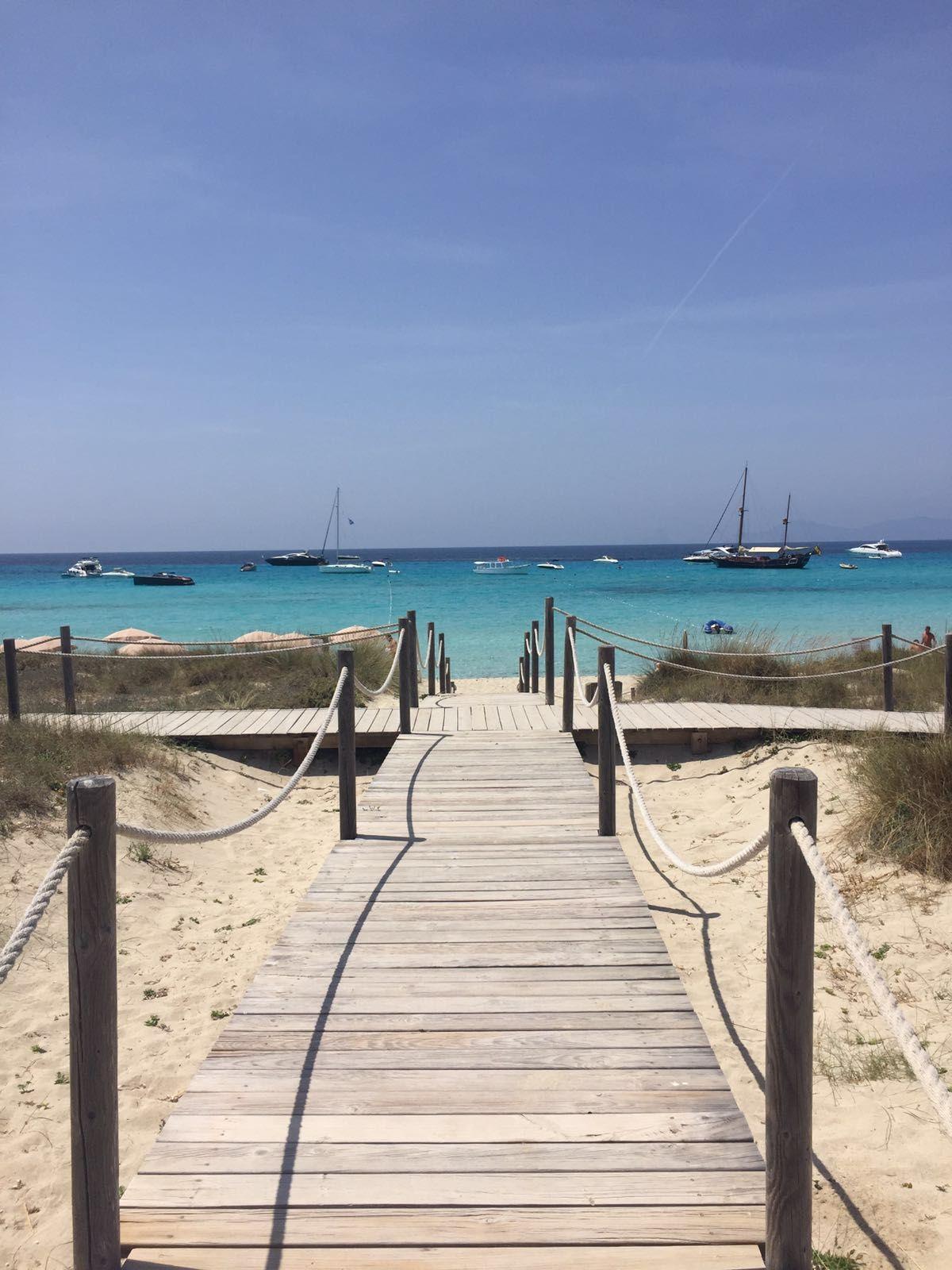 Formentera Holiday Home Outdoor Ibiza