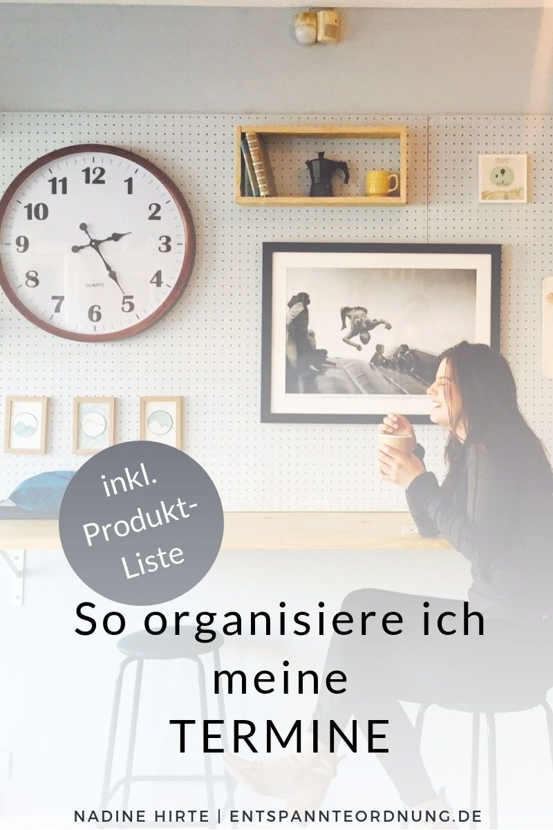 termine organisieren kalender 2019 nadine hirte. Black Bedroom Furniture Sets. Home Design Ideas