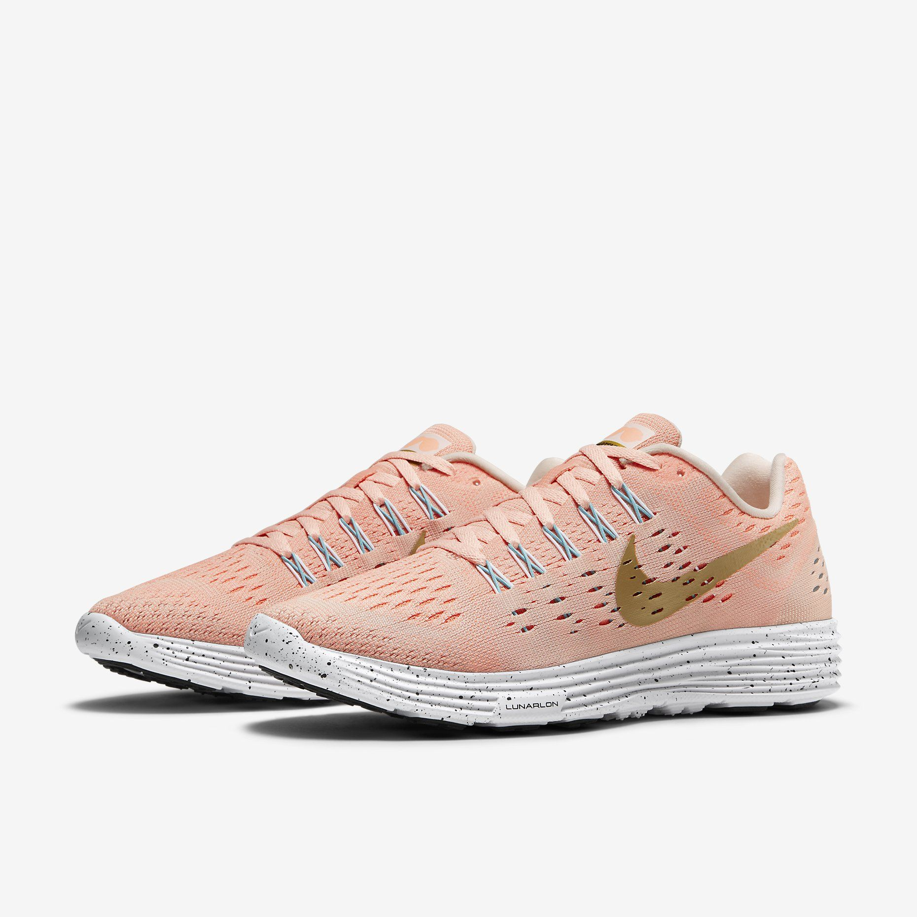 $120 Nike LunarTempo MGR Women's Running Shoe | Arctic Orange/ Sunset Glow/  Barely Orange