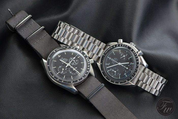 Speedmaster Professional Moonwatch Admiralty Grey Nato