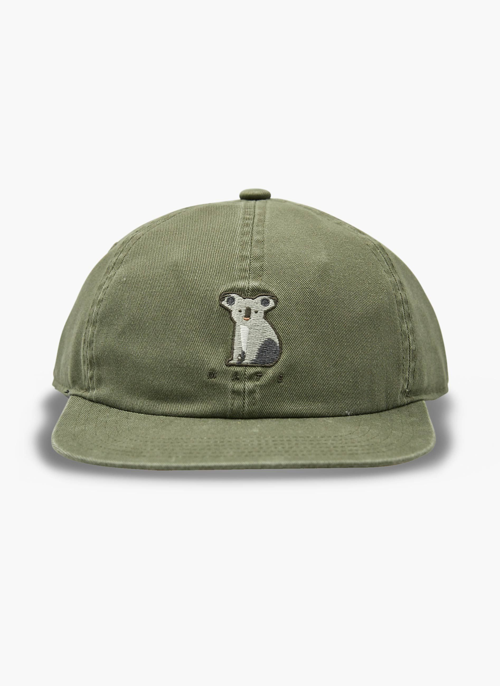 You'll never be lonely when you're wearing the Mate Shallow Ball Cap in Seagrass. Kenny the Koala is your new best mate. As the name …