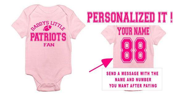kids pink patriots jersey