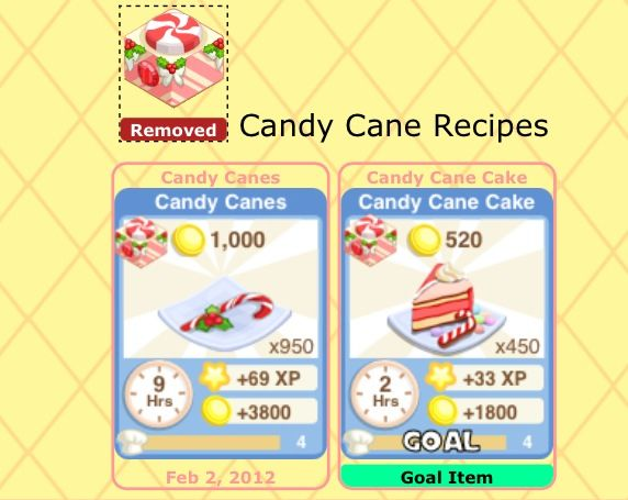 Candy Cane Oven And What It Reproduces