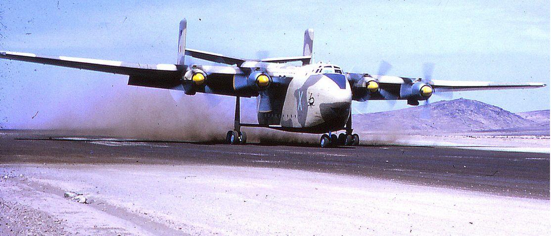 Blackburn B-101 Beverley C1 RAF in the Vietnam War | Aircraft