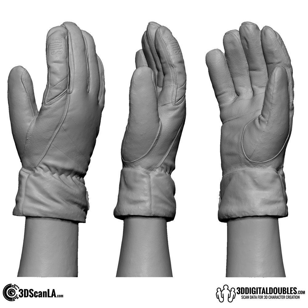 3D Hand Scan 01-12 | gloves | Pinterest