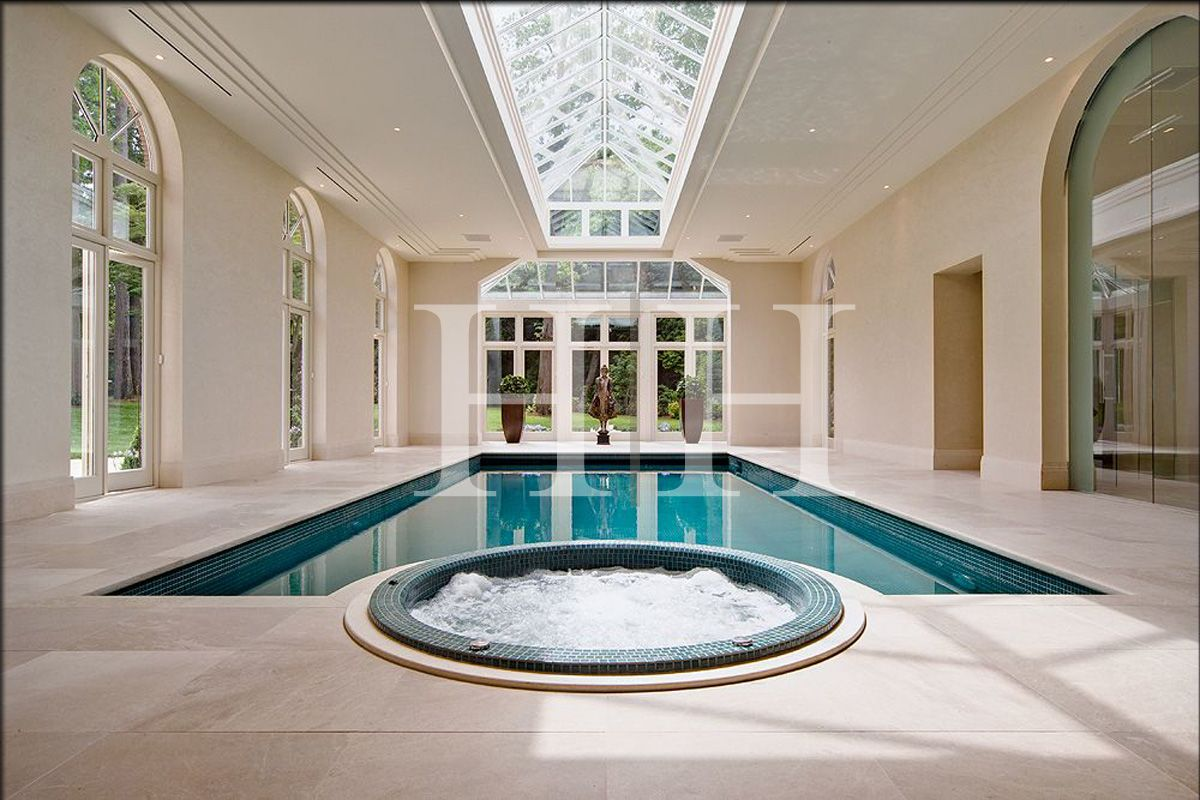 My Indoor Swimming Pool House Interior House House On A Hill