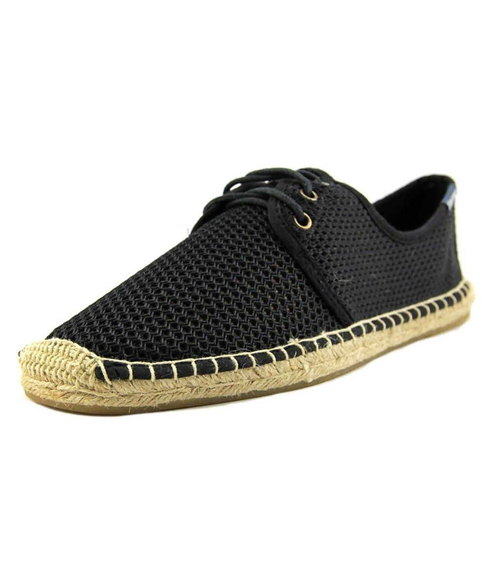 acde75f16c246 SOLUDOS Soludos Solid Derby Lace Up Men Round Toe Synthetic Black ...