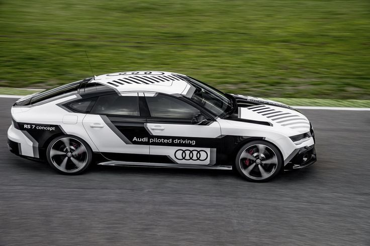 Audi Piloted Driving >> Audi Automobile Audi Rs 7 Piloted Driving Concept Luxury