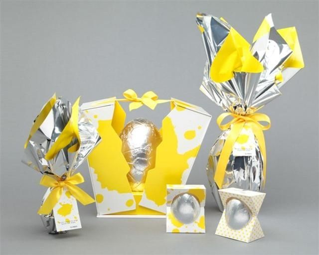 Selfridges easter egg boxes irish packaging supplier selfridges simple and stylish easter packaging negle Image collections