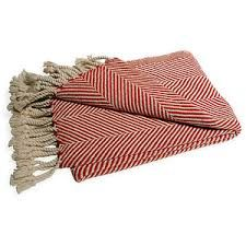 Image result for red herringbone throw