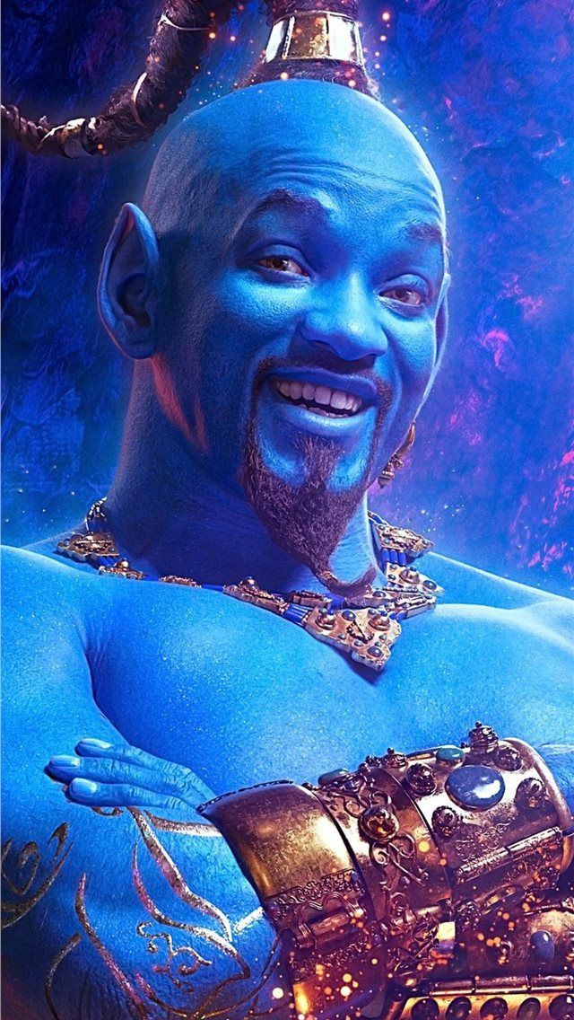genie will smith iPhone Wallpapers