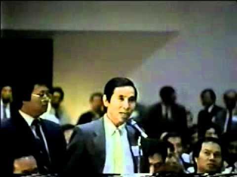 Cựu TT Nguyễn Văn Thiệu, (VNCH)Hội thảo tại San Jose (4)