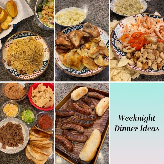 Simple Family Dinners: Ideas for Basic Cooks and Picky ...