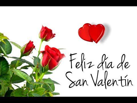 Feliz Dia De San Valentin Feliz Dia Del Amor Y Amistad Para Ti Amiga    YouTube