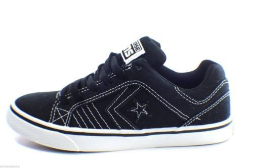 Converse CONS One Star Big Kids Youth Sneakers Skate Shoes Size 3 in Black 716c15fae