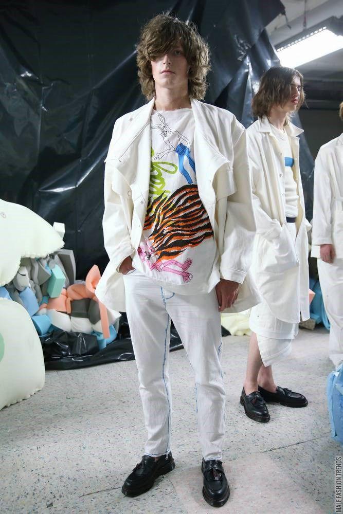 Alex Mullins Spring Summer 2016 Primavera Verano #Menswear #Trends #Tendencias #Moda Hombre London Collections MEN  Male Fashion Trends