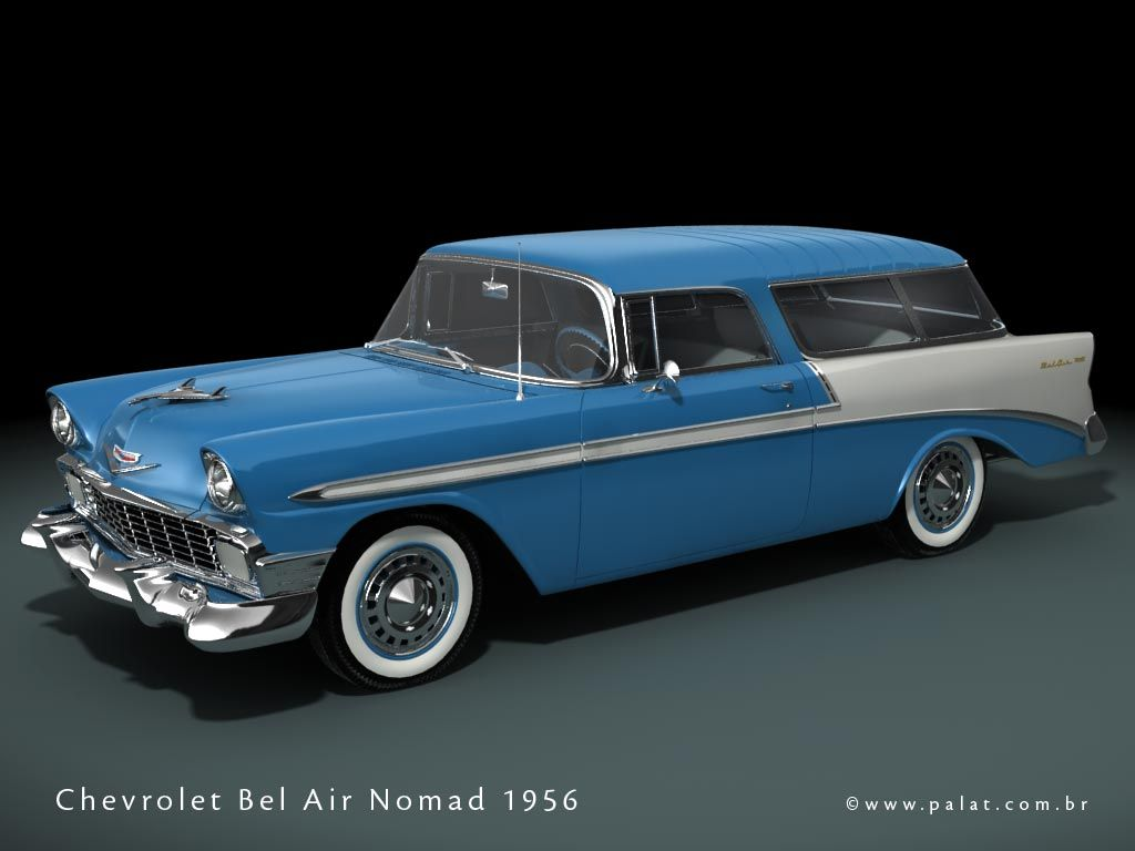 Chevrolet Nomad 1955 Pictures Classic Cars Chevrolet Chevy Bel Air