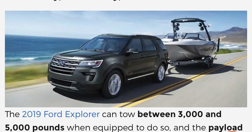 Pin By Kristin Chauret On Weddings In 2020 Explorer Sport 2019 Ford Explorer Ford Explorer