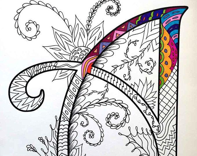 The Coolest Zentangle Designs For Fun And Relaxation Por Djpenscript Zentangle Lettering Lettering Alphabet