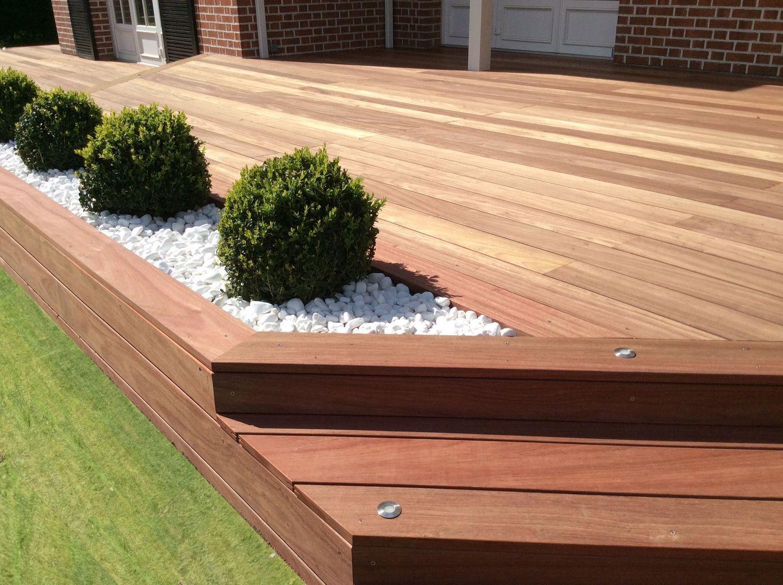 85 gemütliche Hinterhof Terrasse Deck Design-Ideen – DoMakeover.com