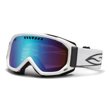 c373162be081 Amazon.com  Smith Optics Scope Goggle (Cyan Frame