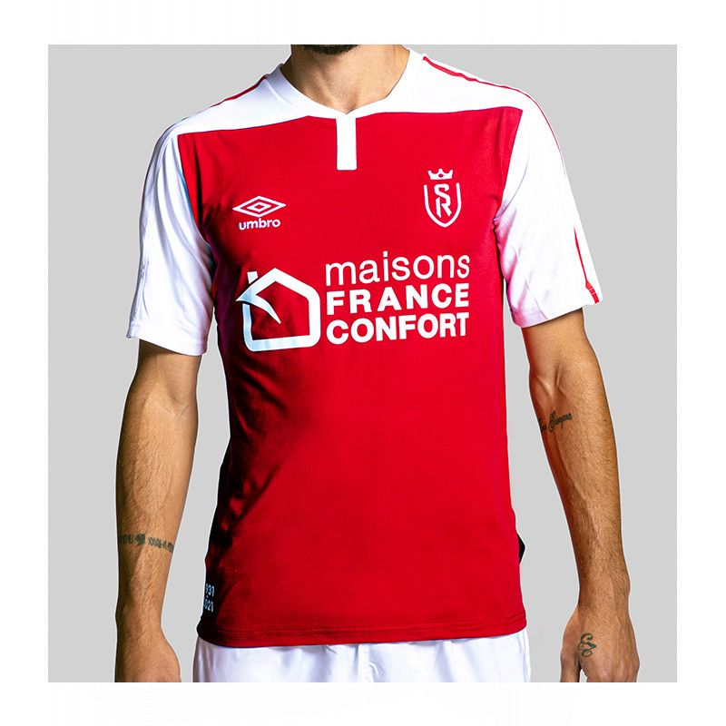 Download Stade Reims 2020 21 Umbro Football Kits Superfanatix Com Football Kits Umbro Football
