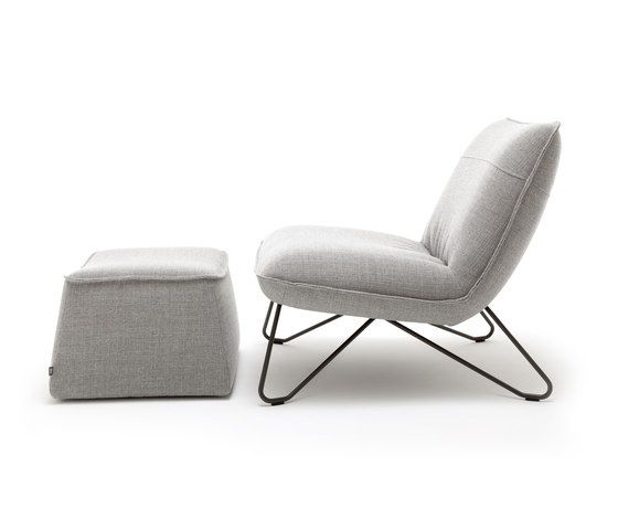 rolf benz 394 von rolf benz loungesessel rolf benz. Black Bedroom Furniture Sets. Home Design Ideas