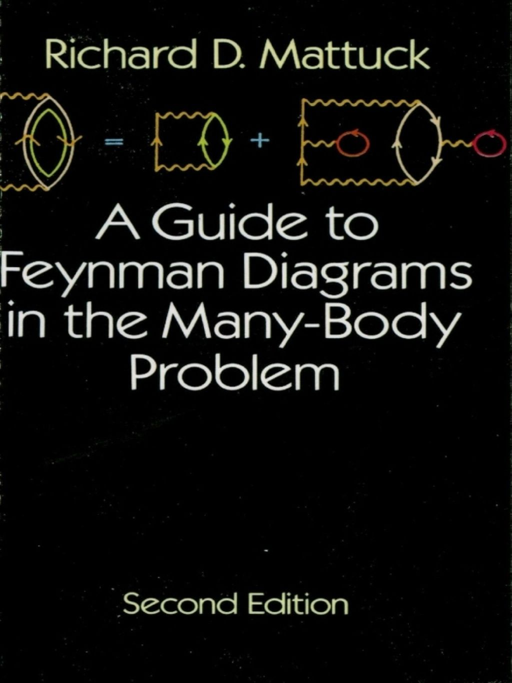 A Guide To Feynman Diagrams In The Many