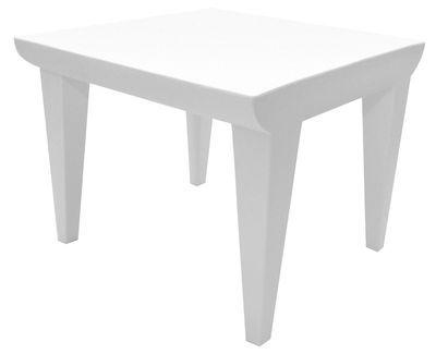 Tavolino Terrazzo ~ Scopri tavolino bubble club bianco zinco di kartell made in