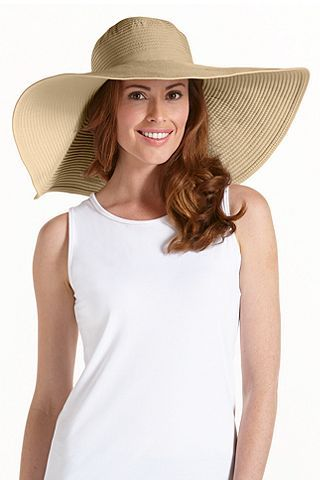 e53c643181623c Women's Shapeable Poolside Hat UPF 50+ | Modern Parasols | Sun hats ...