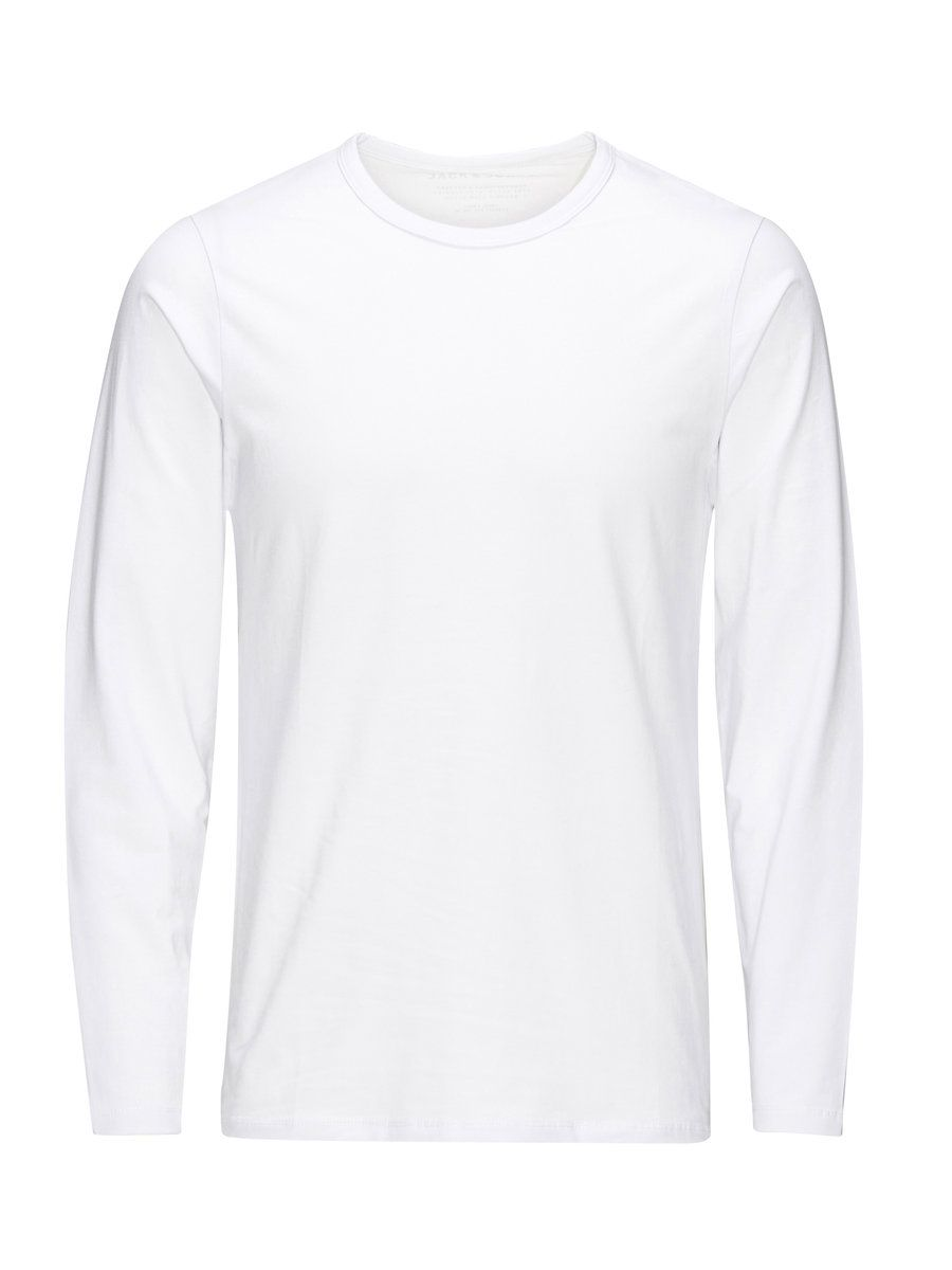 Download 404 Url Not Found Basic Long Sleeve White Long Sleeve Shirt T Shirt Design Template